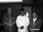 AGA dan K.H. Hasyim Muzadi