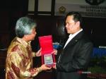 AGA dan Zainal Muktamar (Rektor Univ. Bengkulu)