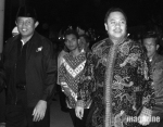 AGA dan Dr. Ir. H. Gusnar Ismail (Gubernur Gorontalo)