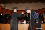 AGA mendapapkan Gelar Honoris Causa dari Univ. Negeri Yogyakarta dalam Bid. Pembentukan Karakter