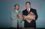 AGA dan Irjen Pol. Budhi Santoso Moestary (Gubernur AKPOL)