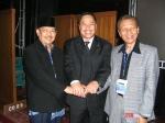 AGA, Irawadi Yoenoes, dan Mansur Kartayasa